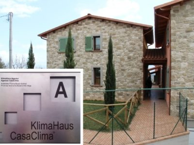 1-Casa Clima A Perugia Umbria